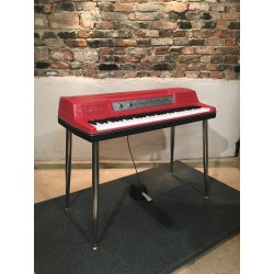 Wurlitzer 200 Electric Piano - Avangarda Red