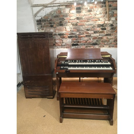 """Hammond Organ C3 with Leslie 31H """"The Tall Boy"""" See VIDEO!!!"""